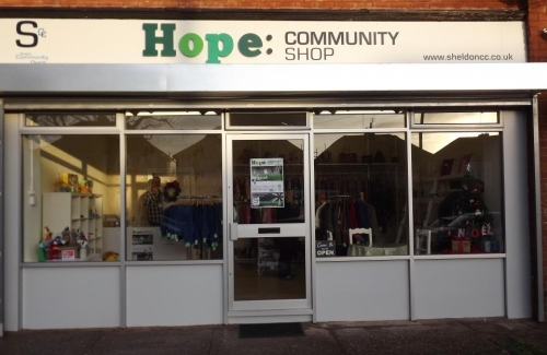 Hope Community Shop