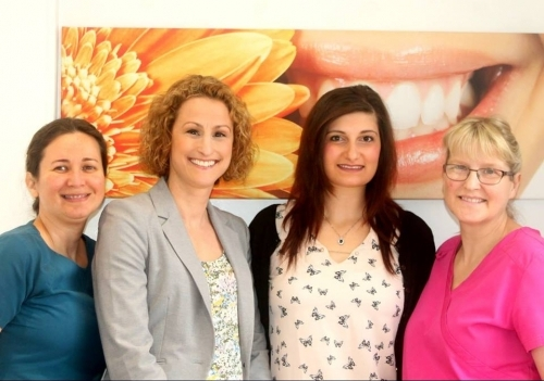 Our wonderful dentist team at Measham Dental Dentists in Swadlincote