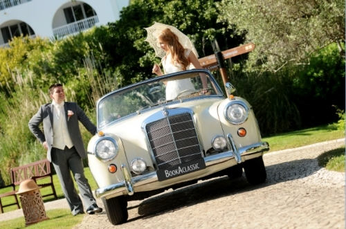 Wedding Car Hire Classic Rolls Royce
