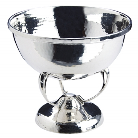 Silver Bowl - Arts and Crafts Style