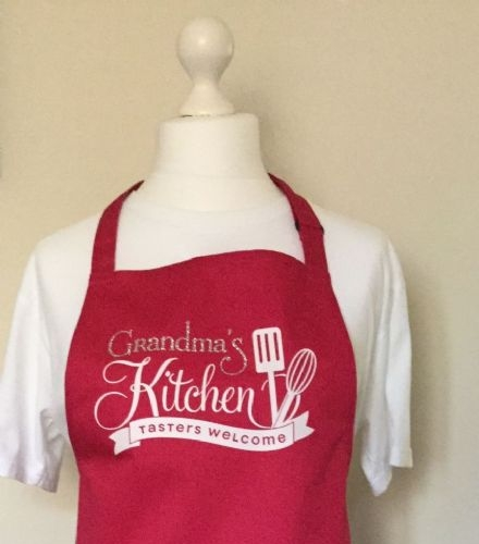 Personalised Apron For Her
