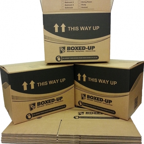 Boxed Up Packaging- Corrugated Cardboard Boxes