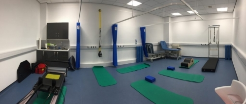 Impact Physio - University of Derby Sports Centre, Derby, Derbyshire - Physiotherapy, Physiotherapist and Pilates Studio