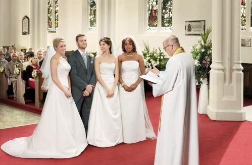 Mr & Mrs Wedding day