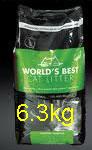Worlds Best Clumping Formula Cat Litter 6.3Kg