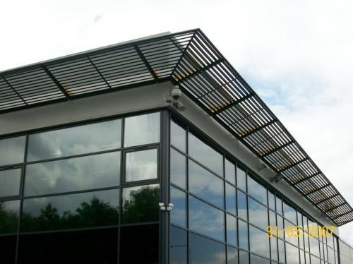Architectural Brise Soleil