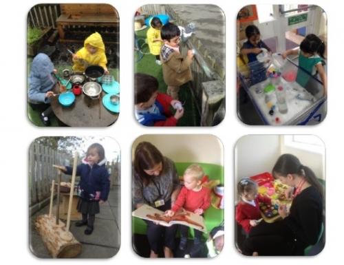 Little Longroyde and Longroyde Nursery