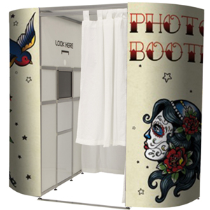 Our coolest tattoo booth