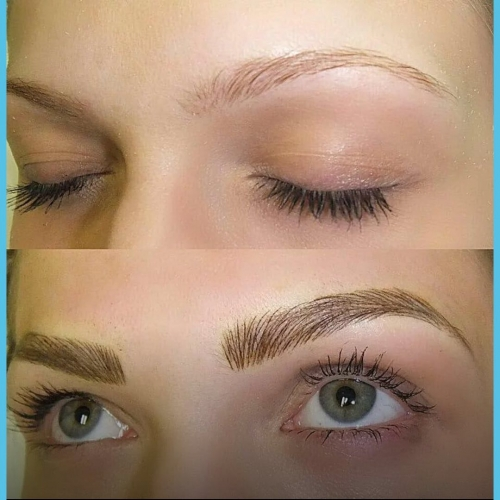 MicroBlading Cosmetic Tattooing