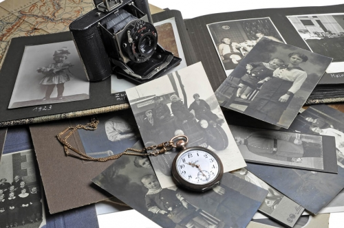 Photo Digitizing and Archiving