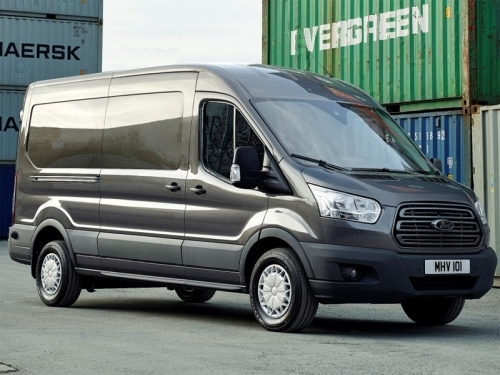 NEW FORD TRANSIT LEASING