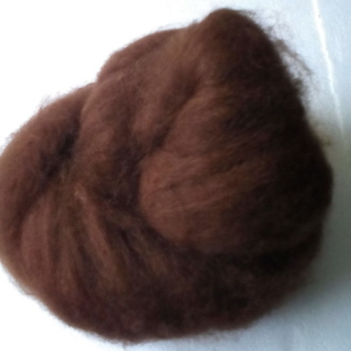 Brown Alpaca Yarn