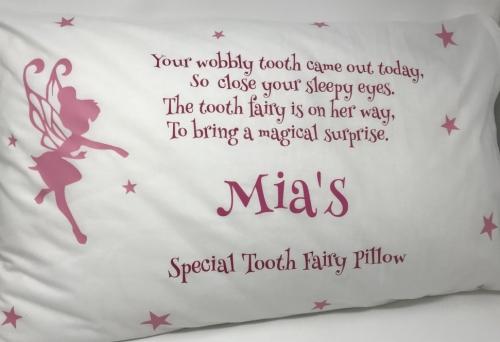 Children's Personalised Pillowcases