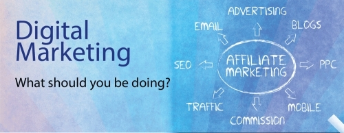Digital Marketing - what should you be doing?
