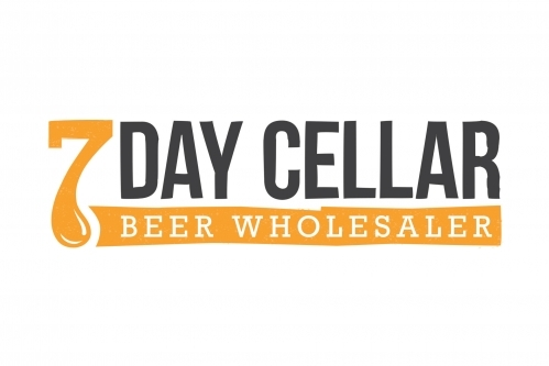 7 Day Cellar Beer Logo Design