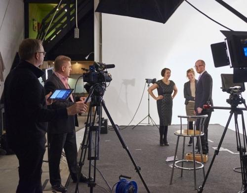 Studio Shooting for Videography