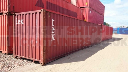 40ft Used Shipping Containers for Sale
