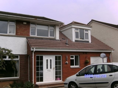 Double Storey Front Extension Including 2 Two Bedrooms And Ensuite 3