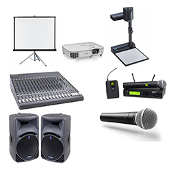 Sound Equipment Hire