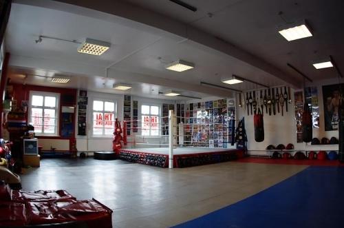 The Gym 9