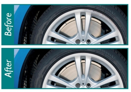 Chipsaway Alloys Before And After