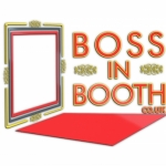 Boss In Booth