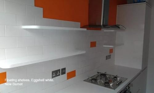 Floating Shelves, Kitchen Furniture