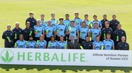 Herbalife Sussex County Cricket Club