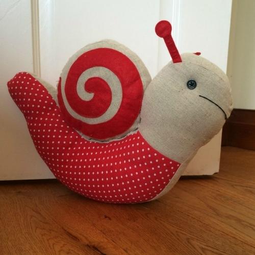 Snail Doorstop - £9.99