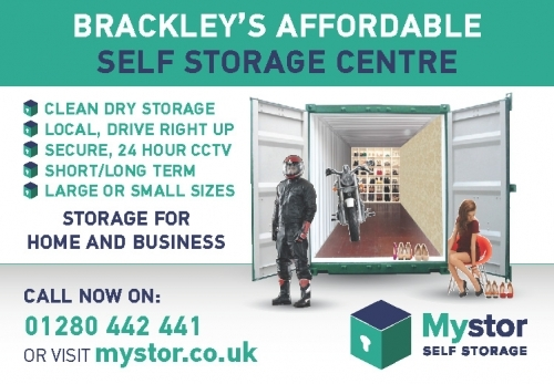 Mystor Affordable Self Storage for Home and Business