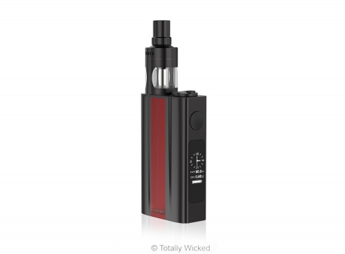 Revolution S E-cig Kit and E-liquid Oldham