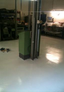 Resin Floors Installation