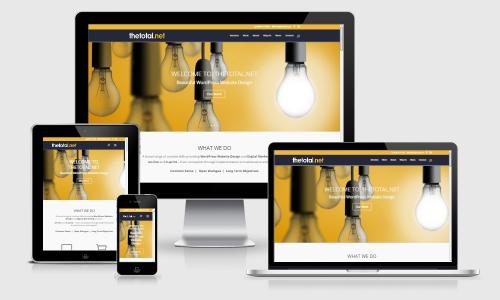 Business Startup Website