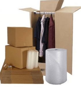 House Removals Packing