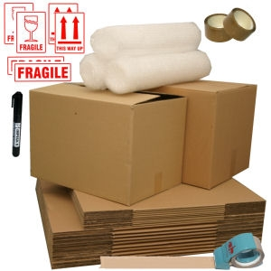 Starter House Moving Kit, flat/ small home, students