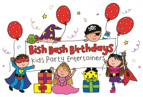 A Bish Bash Birthday Is A Marvellous Mish Mash Of Fun!!!