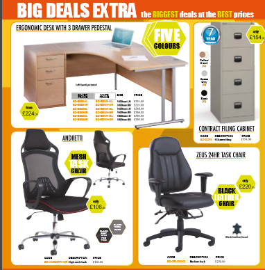 Desking Bundle