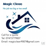 Magic Clean Pro Cleaning Service