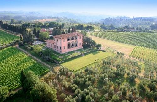 Villa Macchiavelli - Tuscany Italy