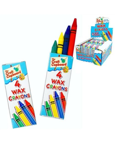 Wholesale Wax Crayons