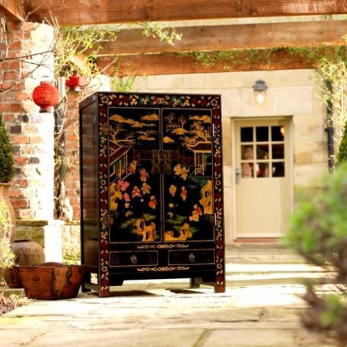 Shanxi Oriental Painted Furniture