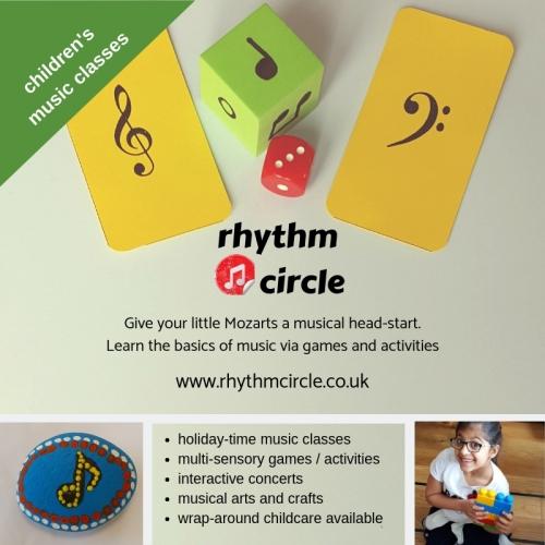 Rhythm Circle holiday club