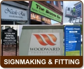 Sign Making and Fitting Glasgow