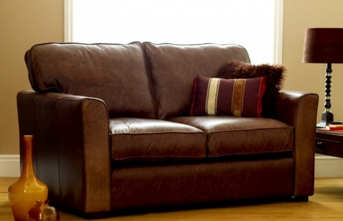Torino Comfy Leather Sofa