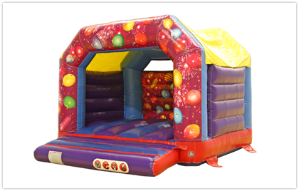 Celebrations 12x12 Bouncy Castle