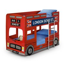 Childrens Bed in Bus Design