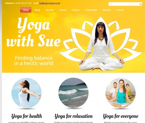 Yoga With Sue