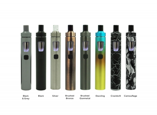 TW AIO E-cig Kit and E-liquid