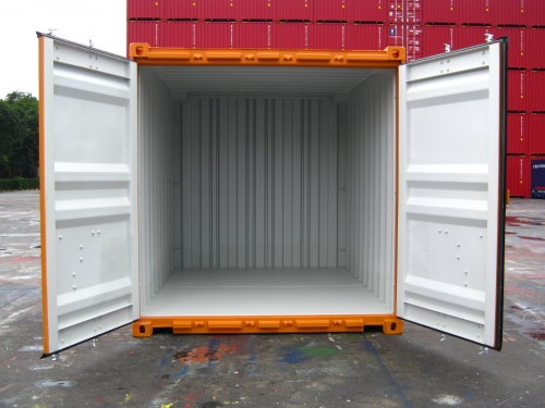 10ft Offshore DNV spec containers