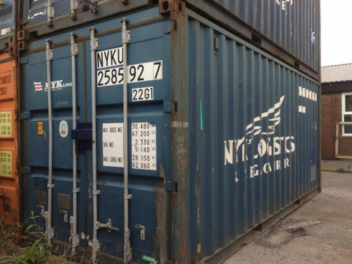 Used Shipping Containers and Storage